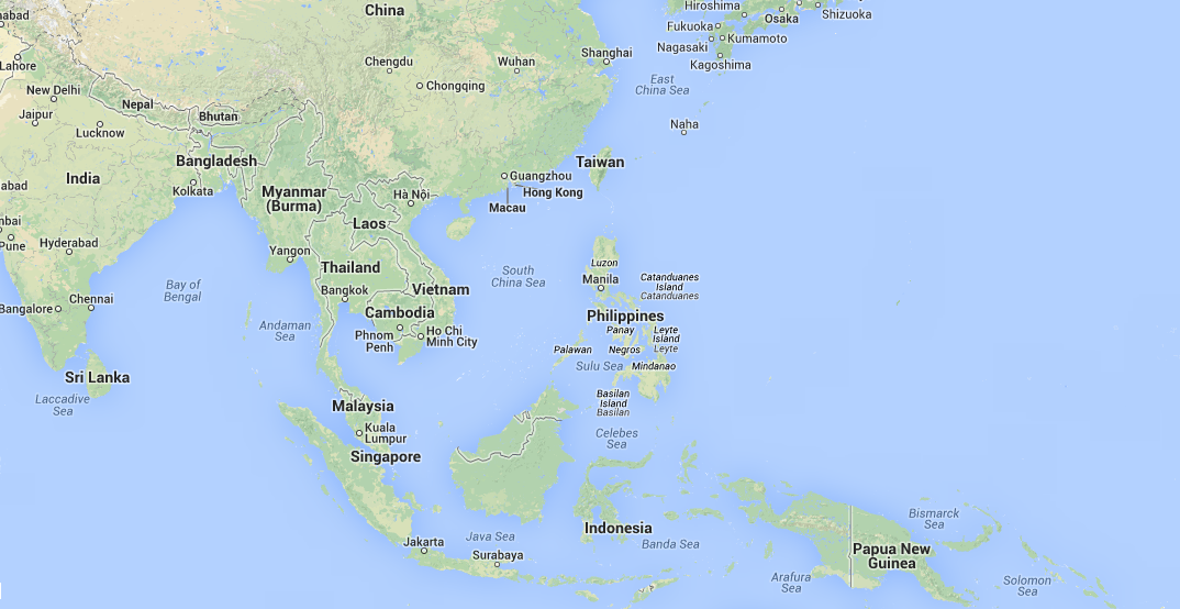And the southeast asian
